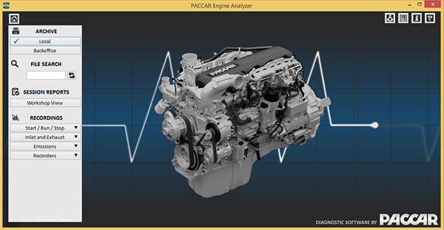 PACCAR Engine Analyzer v1.3.0.6 English coobra.net