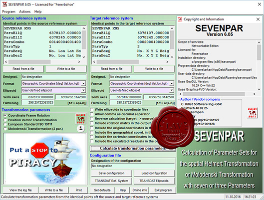 Killetsoft SEVENPAR 6.05 Multilingual