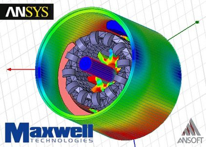 ANSYS Maxwell 16.02 English 64-bit