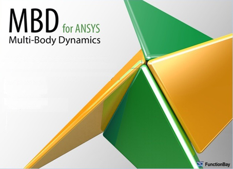 FunctionBay Multi-Body Dynamics for ANSYS 16.1 English 64-bit