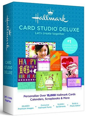 Hallmark Card Studio 2017 Deluxe v18.0.0.14 English + Content
