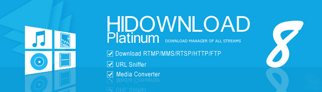 HiDownload Platinum 8.25 English