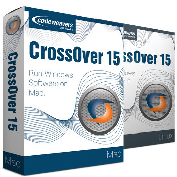 Crossover v15.3.1 Multilingual Mac/Linux