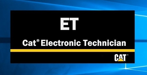 Caterpillar Electronic Technician (Cat ET) 2018C Multilingual + Activator