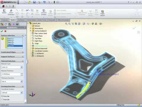FTI BlankWorks 2018.1 for SolidWorks 2011-2018 64-bit