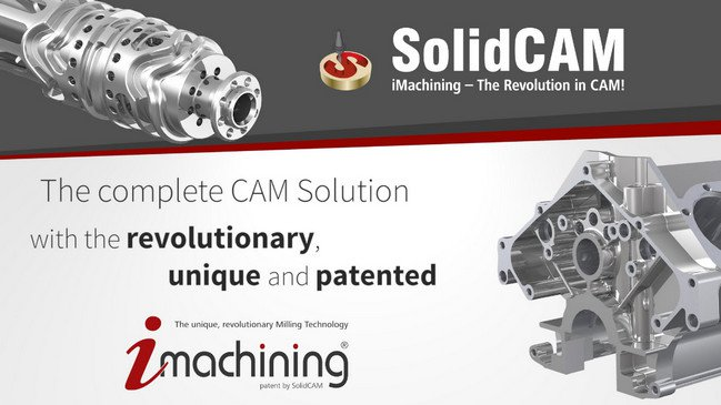 SolidCAM 2019 SP0 Multilingual for SolidWorks 2012-2019 64-bit