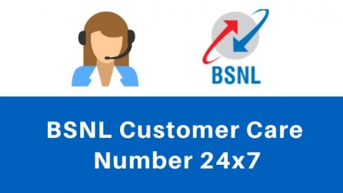 BSNL is available in almost every place in India. We provides an excellent facility to our customer related to Landline users, mobile users, WLL users, broadband users and other many services at 24*7. If you got any problem then call us on BSNL customer care number and we will always dedicated to our customers. Visit here : https://www.customercareguide.in/bsnl-customer-care-number/