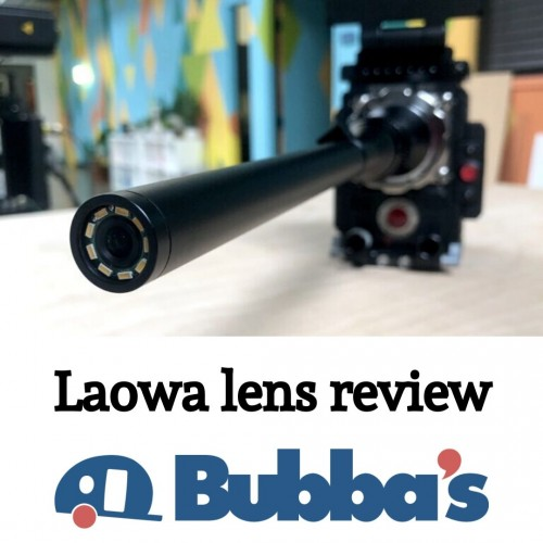 Our initial takeaway from our first test was the visuals on the Laowa probe lens are truly as unique as advertised, however, it was evident to our team there were some factors that needed to be ironed out.  Read full review here:  https://bubbas.la/laowa-probe-lens-review/
