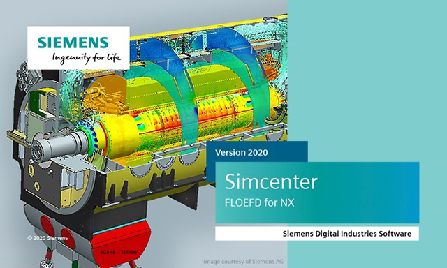 Siemens Simcenter FloEFD 2020.1.0 for Siemens NX Multilingual 64-bit