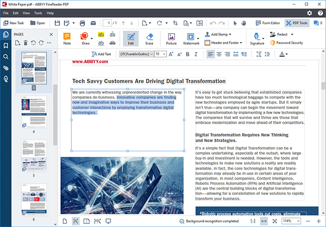 ABBYY FineReader PDF v15.0.113.3886 Corporate Edition Multilingual