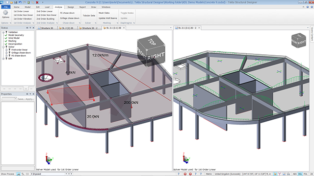 Tekla Structural Designer Suite 2020 SP4 Multilingual 64-bit