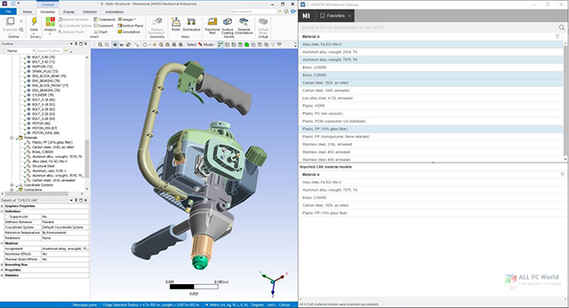 ANSYS Motion 2020 R2 Multilingual 64-bit