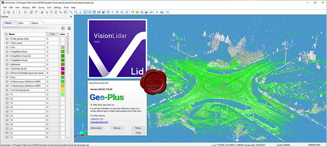 Geo-Plus VisionLidar Ultimate v30.0.01.116.20 English 64-bit