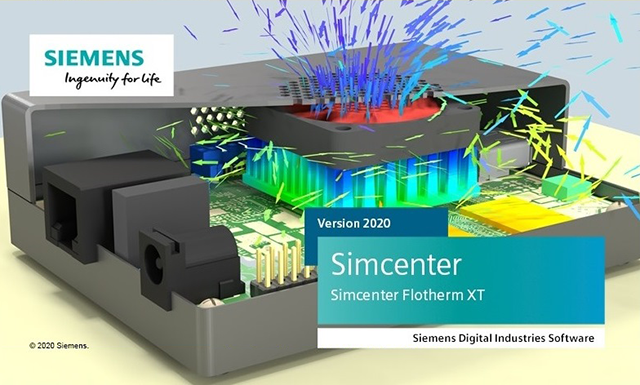 Siemens Simcenter Flotherm XT 2020.1 Multilingual 64-bit