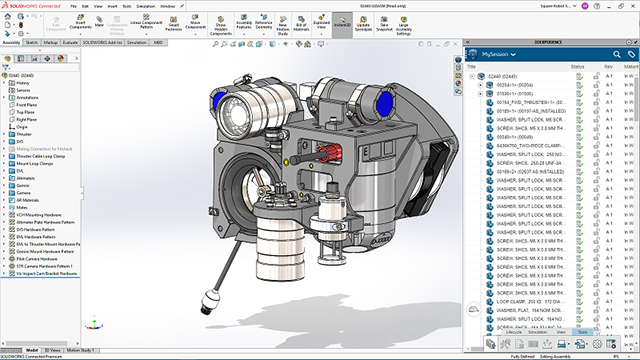 SolidWorks Premium 2021 SP0.0 Multilingual 64-bit