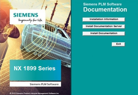 Siemens NX 1899 Series Documentation (NX 1899-1919) Multilingual 64-bit