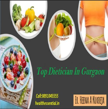 It's Time To Get Fit With Delhi's Most Trusted Nutritionist Heena A Kukreja. Heena A Kukreja (Diet Consultant And Nutritionist In Delhi) empowers clients to break free from the diet mindset and discover a revolutionary new approach to healthy, lasting weight loss without restricting diets, extreme programs, or even a single gimmick. Website:- https://healthessential.in/