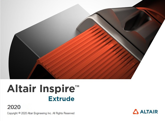 Altair Inspire Extrude 2020.1.1 English 64-bit
