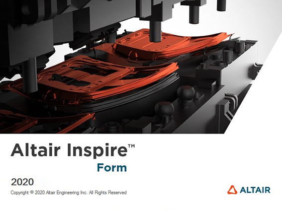 Altair Inspire Form 2020.1.1 English 64-bit
