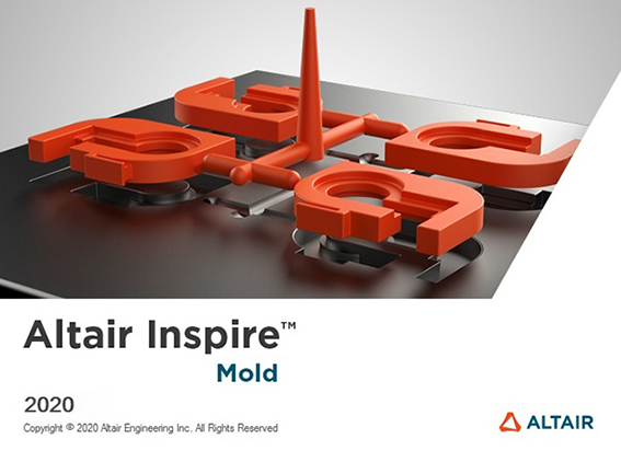 Altair Inspire Mold 2020.1.1 English 64-bit