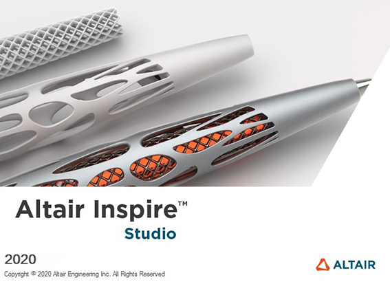 Altair Inspire Studio 2020.1.1 English 64-bit