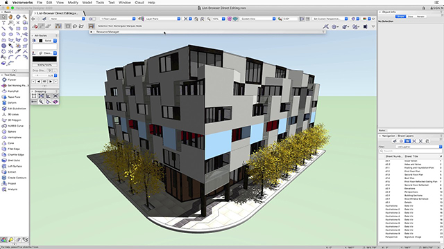Nemetschek VectorWorks 2020 SP4 Multilingual Win/Mac 64-bit