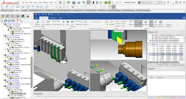 SolidCAM 2021 SP0 Multilingual for SolidWorks 2012-2021 64-bit